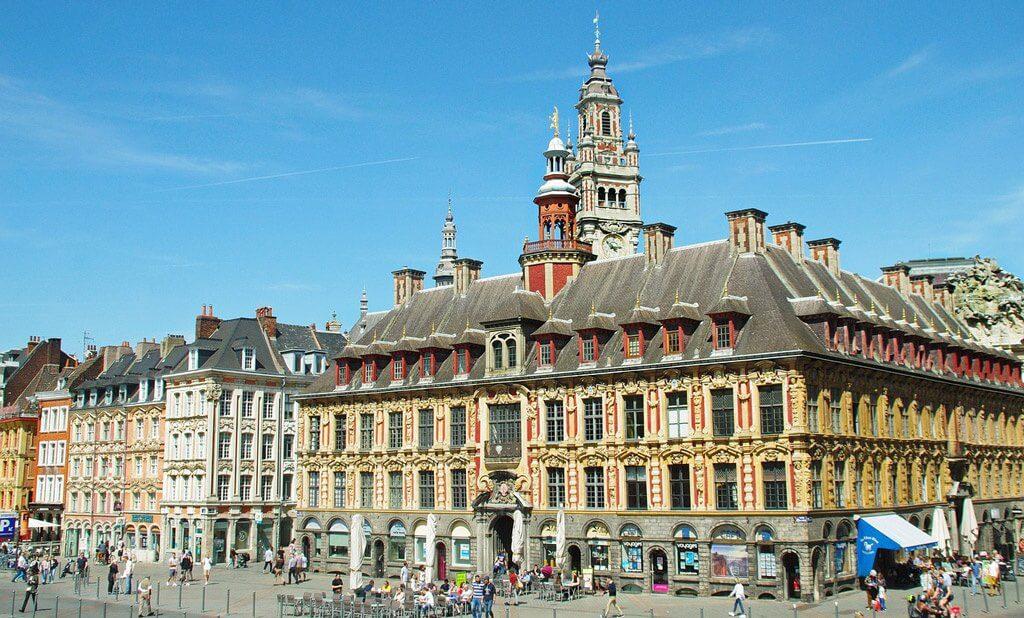 Les Fromageries de Lille