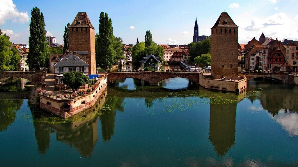 Strasbourg et ses fromageries