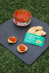 Box Juillet Les Petites Cocottes : Poivronnade et Fantaisies salées au Basilic et Romarin