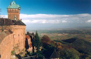L'Alsace : Région Viticole