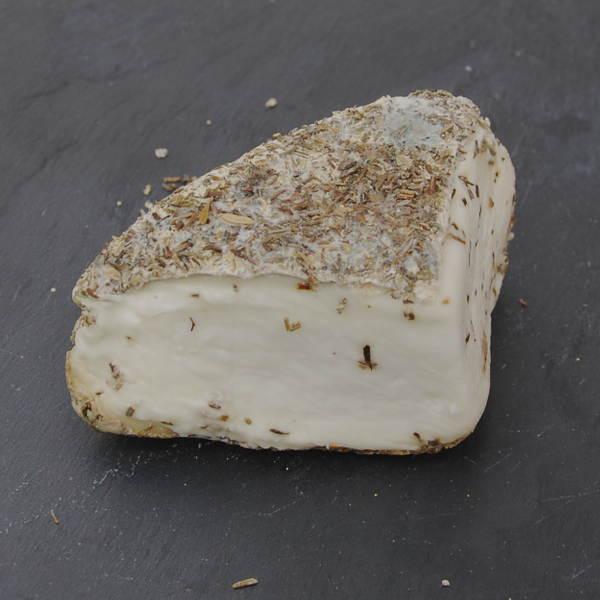 Brin d'Amour : Fromage au lait de Brebis et aux herbes aromatiques à croûte naturelle