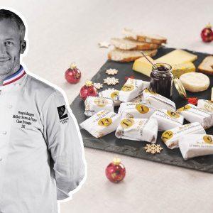 Calendrier de l'avent du Fromage du Meilleur Ouvrier de France 2011