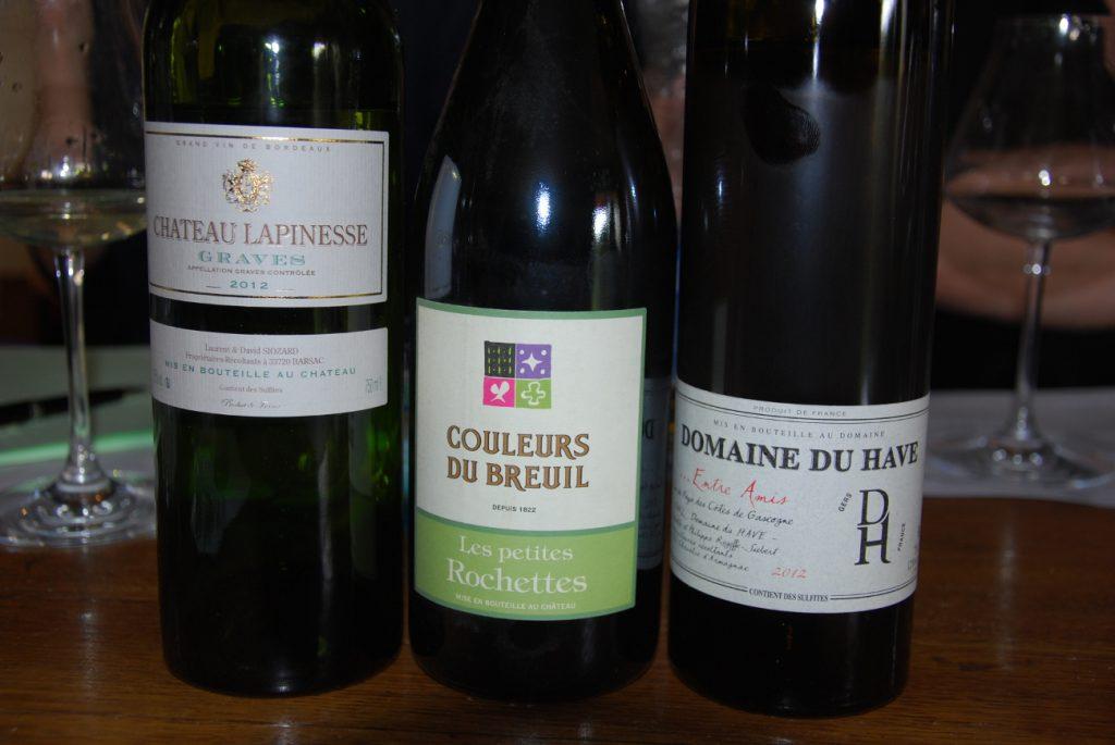 Chateau Lapinesse / Couleurs du Breuil / Domaine du Have