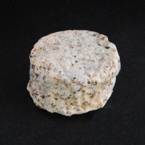 Crottin au Poivre : Fromage fermier au lait cru de chèvre