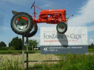 Interview de Jean-François BARNIER : Vigneron du Domaine Fontaine du Clos