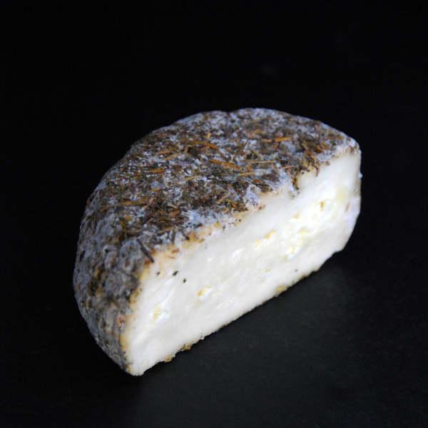 Fleur du Maquis Corse : Fromage au lait de Brebis pasteurisé à croûte naturelle