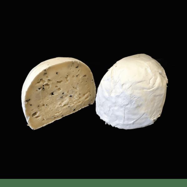 Gaperon de chèvre : Fromage au lait pasteurisé de chèvre