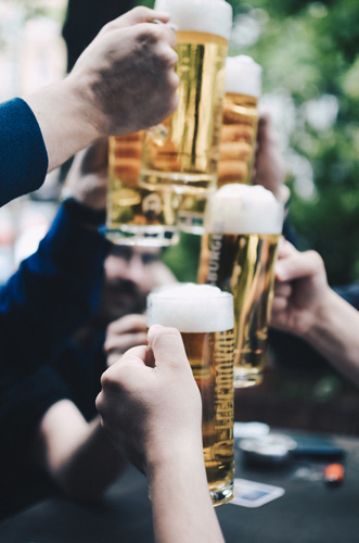 Apéro bière tendance