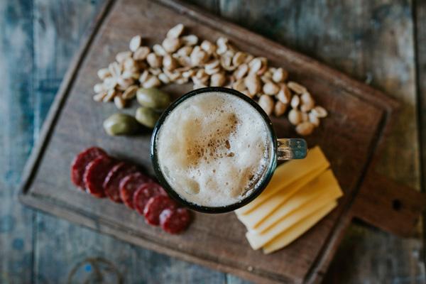 Fromage Bière Charcuterie pour l'apéro