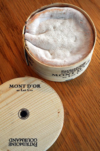 Vacherin Mont d'Or Fromage du Jura