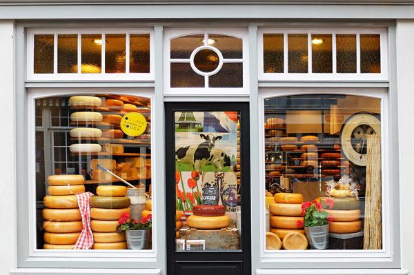 Les fromages de Hollande Pays-Bas