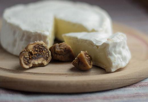 Fromage label bleu blanc coeur