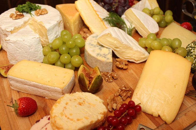 Les fromages de Bourgogne Franche-Comté