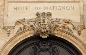 Vente aux enchères des vins de Matignon