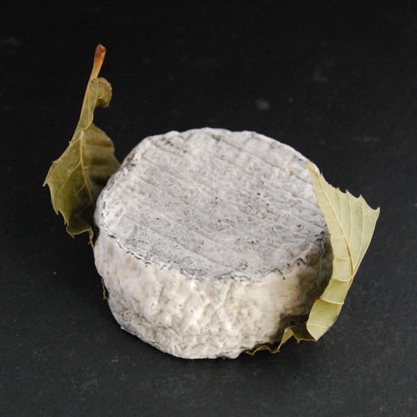 Parthenay cendré : fromage à croûte naturelle au lait cru de chèvre