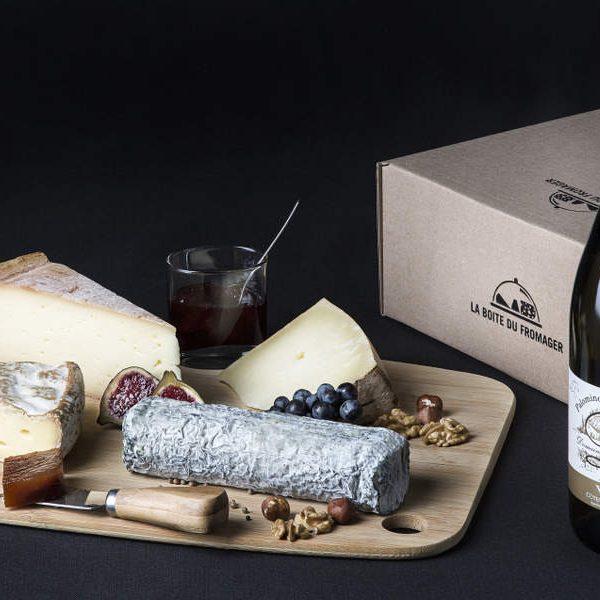 Plateau Vin-Fromages Novembre 17
