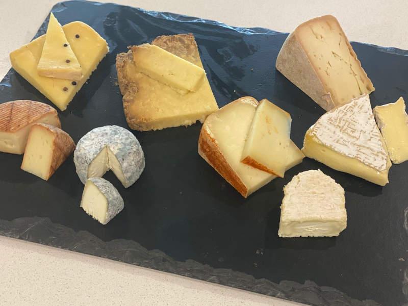 post image : La Box fromage de Juillet 2021