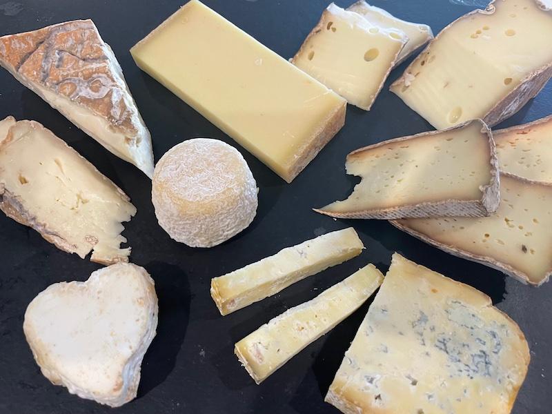 post image : La Box fromage d'Octobre 2021