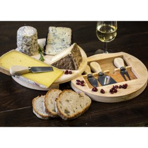 plateau fromage pivotant et ses 4 Fromages