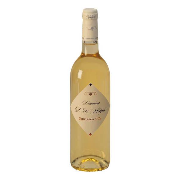 Domaine D'en Ségur - Cuvée Sauvignon Or - Blanc