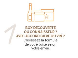 Choisir sa box Découverte ou Connaisseur ?