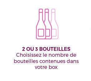 nombre de bouteilles dans un abonnement à une box vin