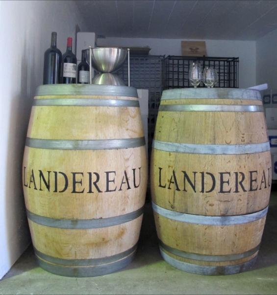 Interview de Monsieur BAYLET, Vigneron du Château Landereau