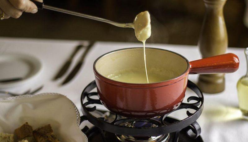 fondue moitié