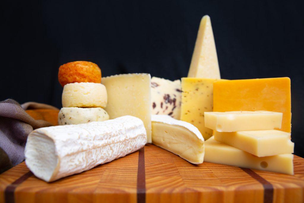 Les fromages des Pyrénées