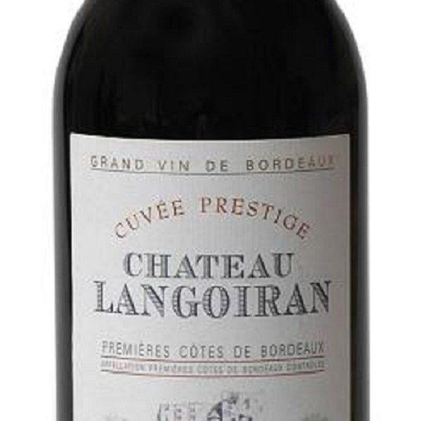 Château Langoiran - Cuvée Prestige 2008 - Bordeaux