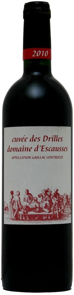 Domaine d'Escausses - Cuvée des Drilles 2012 - Gaillac