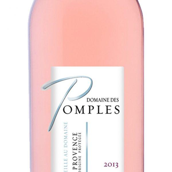 Domaine des Pomples - Rosé 2013 - Côtes de Provence