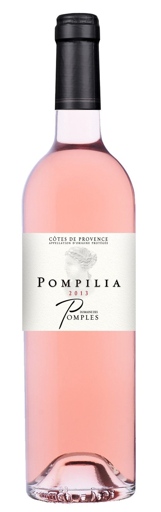"""Domaine des Pomples - Rosé Cuvée Prestige """"POMPILIA"""" 2013 - Côtes de Provence"""
