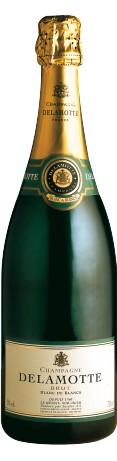 Champagne DELAMOTTE BLANC DE BLANC - 75cl