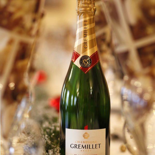 Champagne GREMILLET - Cuvée Réserve - 75cl