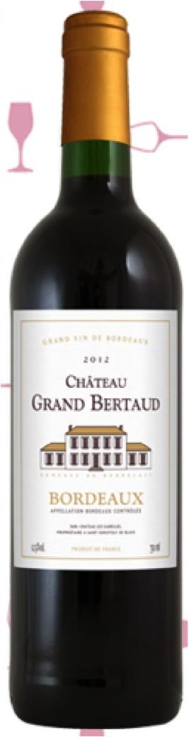 Château Grand Bertaud - Bordeaux