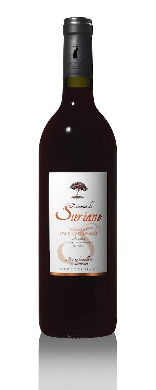 Domaine de Suriane - Cuvée Tradition - Coteaux d'Aix en Provence