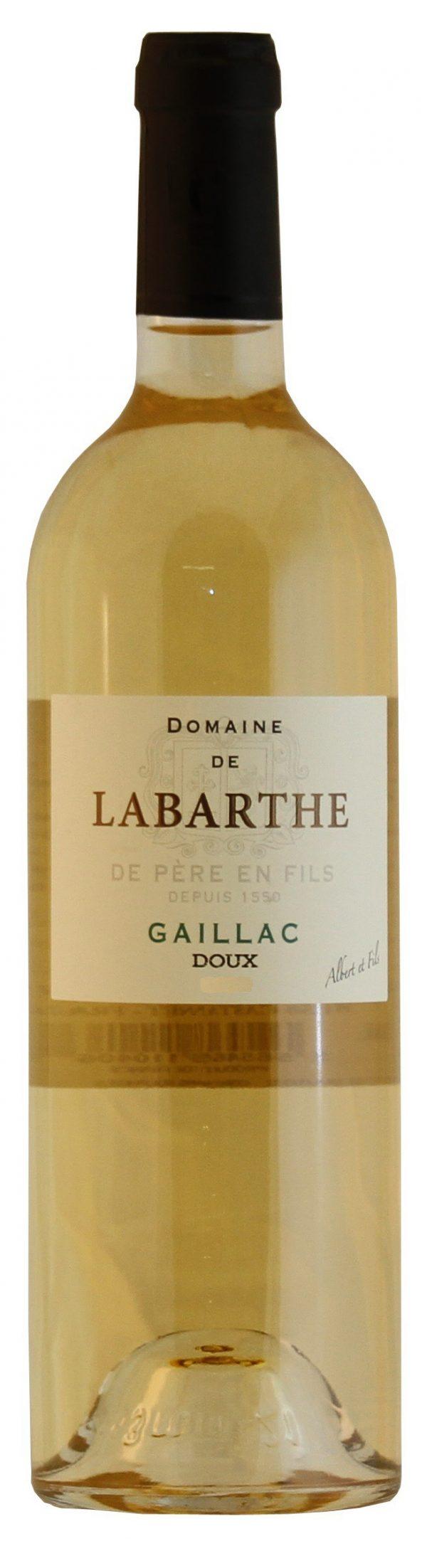 Domaine de Labarthe - Tradition Doux - Gaillac