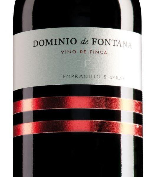 Dominio de Fontana - Tempranillo Syrah - 2013 - Espagne