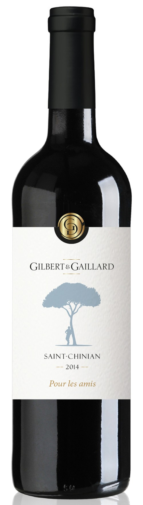 Château Gilbert & Gaillard - Saint-Chinian - Cuvée Pour les amis