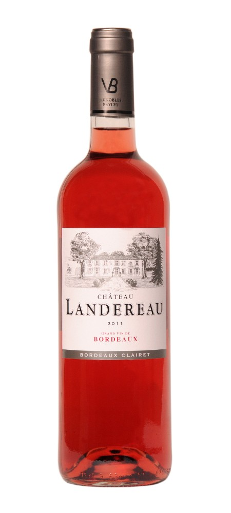 Château Landereau - Cuvée Classique - Clairet Rosé