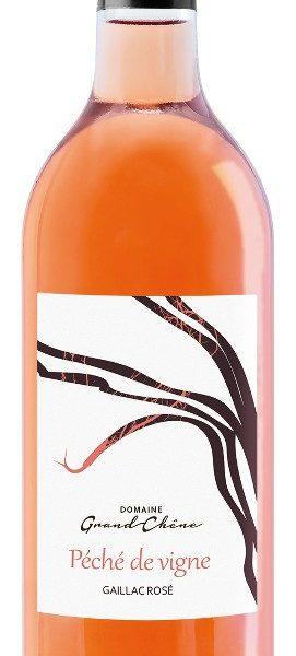 Domaine du Grand Chêne - Péché de Vigne - Rosé