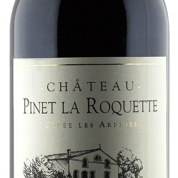 Château Pinet la Roquette - Cuvée des Arpèges - Blaye Côtes de Bordeaux