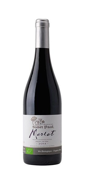 Domaine Saint-Paul Merlot