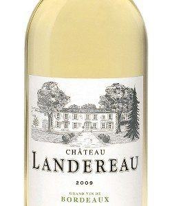 Château Landereau - Entre deux mers - Bordeaux blanc