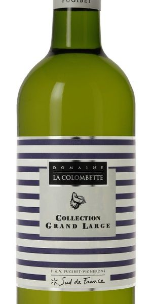 Domaine la Colombette - Collection Grand Large - Pays d'Hérault