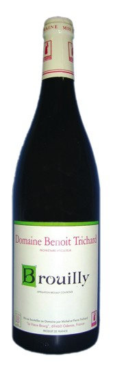 Vente privée vin Brouilly - Domaine Benoit Trichard - VineaBox