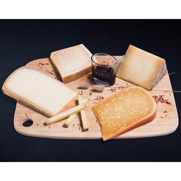 Plateau spécial Femme enceinte : de bons fromages au lait cru à pâte cuite