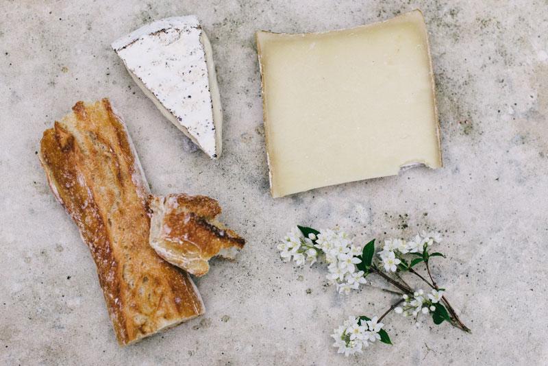 plats à base de fromages